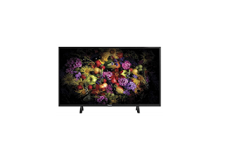 Panasonic 108 cm (43 Inches) 4K Ultra HD LED Smart TV TH-43FX600D (Black