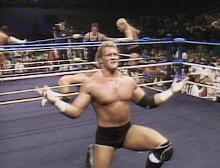 WCW / NWA Great American Bash 1989 - Sid Vicious