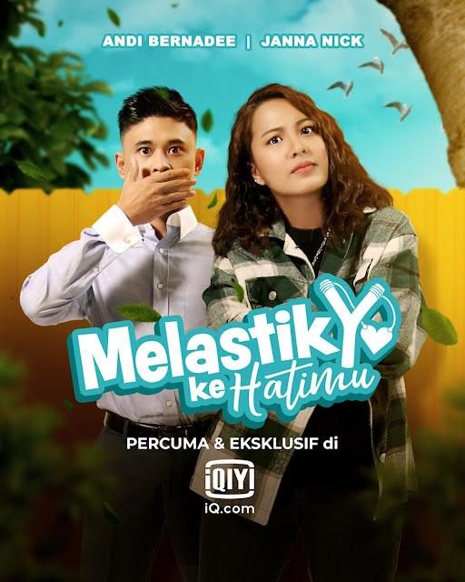 Saksikan Drama Melastik Ke Hatimu Di Slot Lestary TV3 Dan iQIYI Malaysia