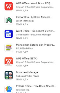 Jasa Pembuatan Aplikasi Kantor, Jasa Pembuatan Aplikasi, Jasa Buat Aplikasi Kantor