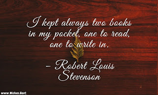 inspiring quote about reading from writer