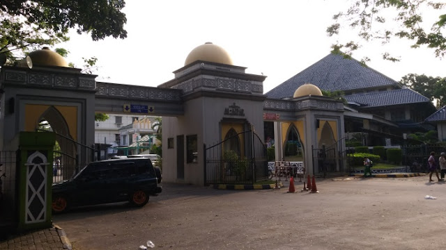 Masjid Asy-Syarif BSD