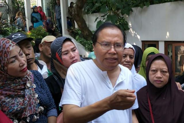 Rizal Ramli: Bangsa Indonesia Paling Tidak Suka Ketidakadilan