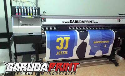 Mesin cetak garuda print