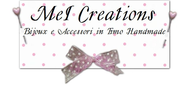 MeI Creations: Bijoux e Accessori in Fimo handmade