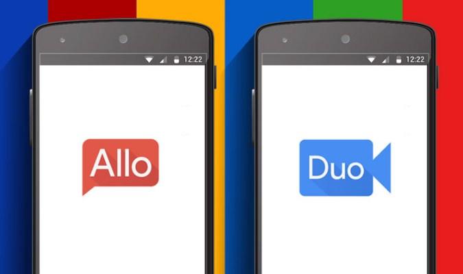 Platform Google yang Gagal dan Akhirnya Ditutup - Google Allo and Duo