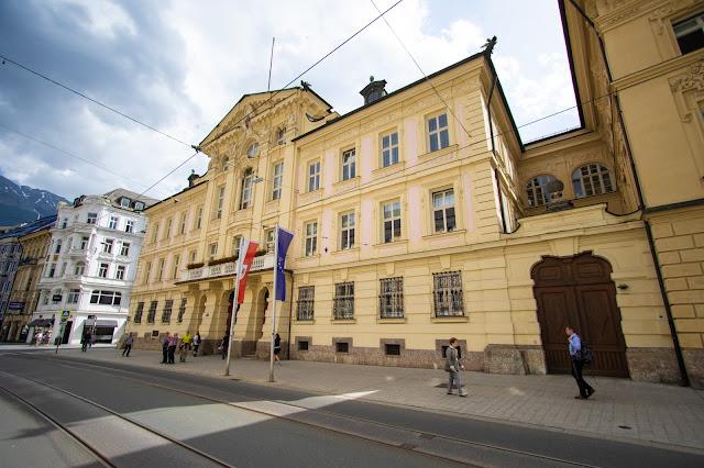 Palazzo in centro-Innsbruck