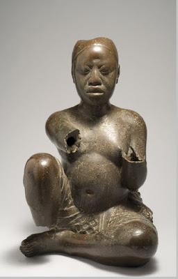 Seni patung Afrika Barat - pustakapengetahuan.com
