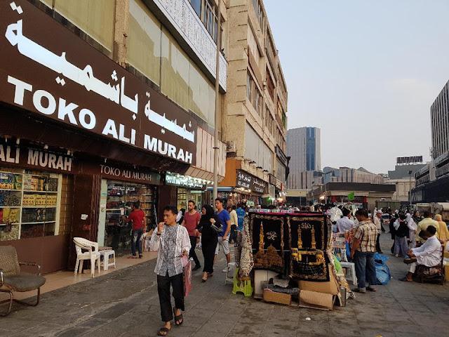 Bahasa Jawa Mendunia, Pedagang di Arab Saudi Banyak yang Berbahasa Jawa