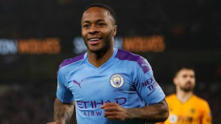 ​Manchester City winger Sterling to under go COVID test after Bolt party