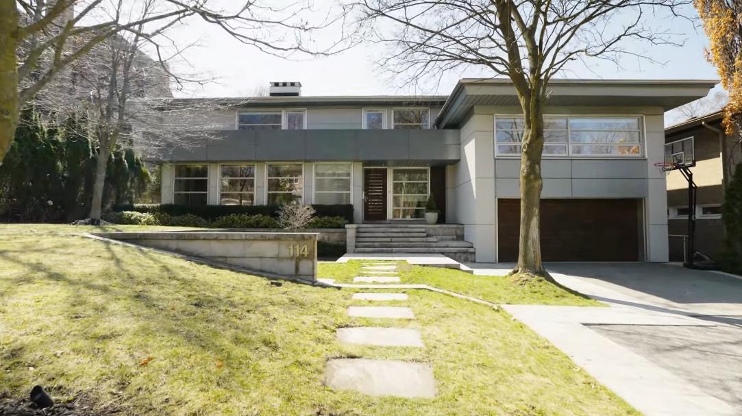 51 Interior Design Photos vs. 114 Richview Ave,  Toronto, ON Luxury Home Tour