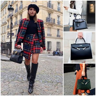 Estructurada / Portafolio - 6 bolsos básicos que complementan cualquier look