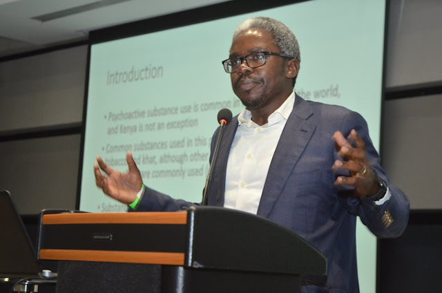 Professor Lukoye Atwoli