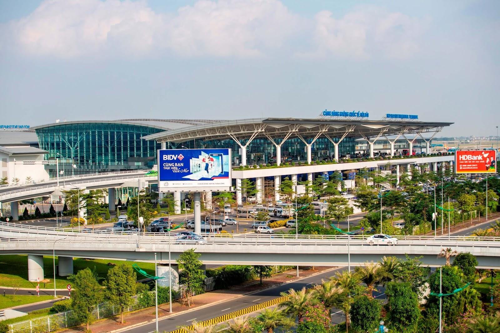 Cư dân Grandeur Palace Phạm Hùng dễ dàng di chuyển đến cảng hàng không Nội Bài.