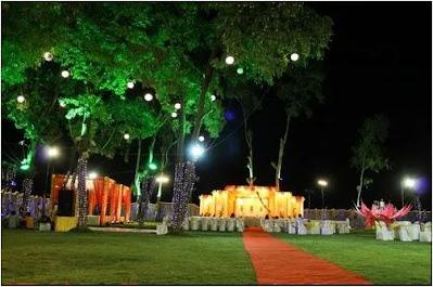 marriage garden in Indore