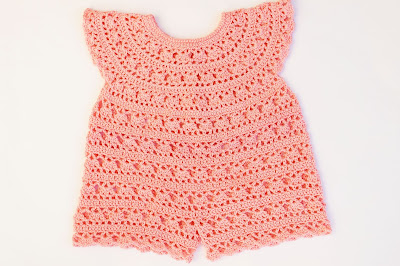 6 - Crochet Imagenes Mono verano a crochet y ganchillo por Majovel Crochet