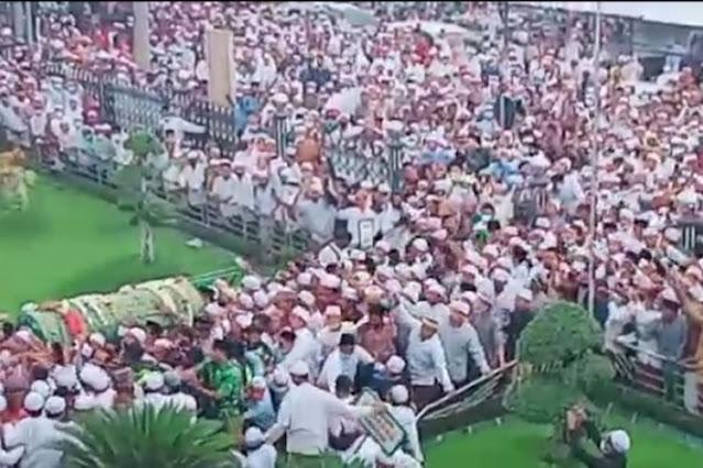 Viral Kerumunan Pengantar Jenazah di Pasuruan, Satgas Covid-19: Itu di Luar Dugaan Kami