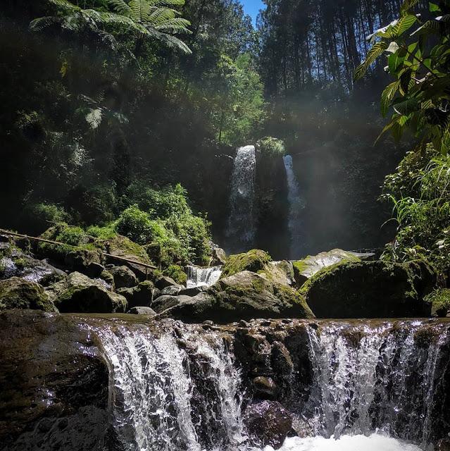 Lokasi dan Tiket Masuk Air Terjun Grenjengan Kembar Magelang