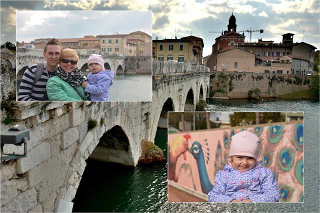 Rimini - Most Tyberiusza