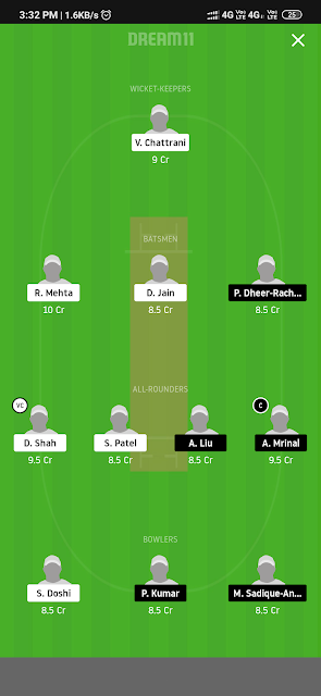 Taipei T10 League 2020 LIVE: ISM v FCF,ICCT Smashers vs FCC Formosans Taipei T10 League 2020| Dream 11 predictions and Playing 11 updated