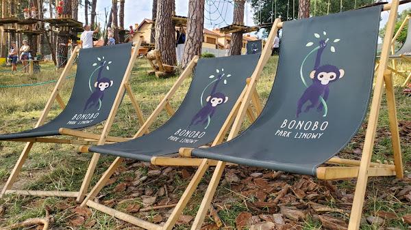 Park Linowy Bonobo Sława
