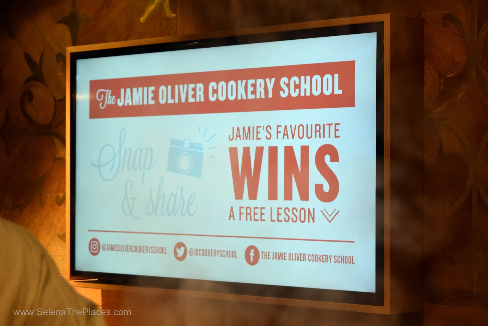 The Jamie Oliver Cookery School