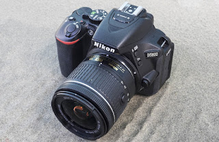 Yuk Simak Review Sekilas Kamera Nikon D5600 Super Bagus