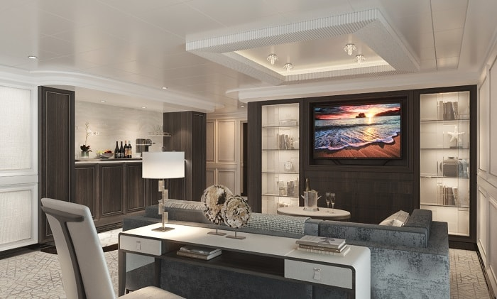 The Master Suite - Regent Seven Seas Cruises®