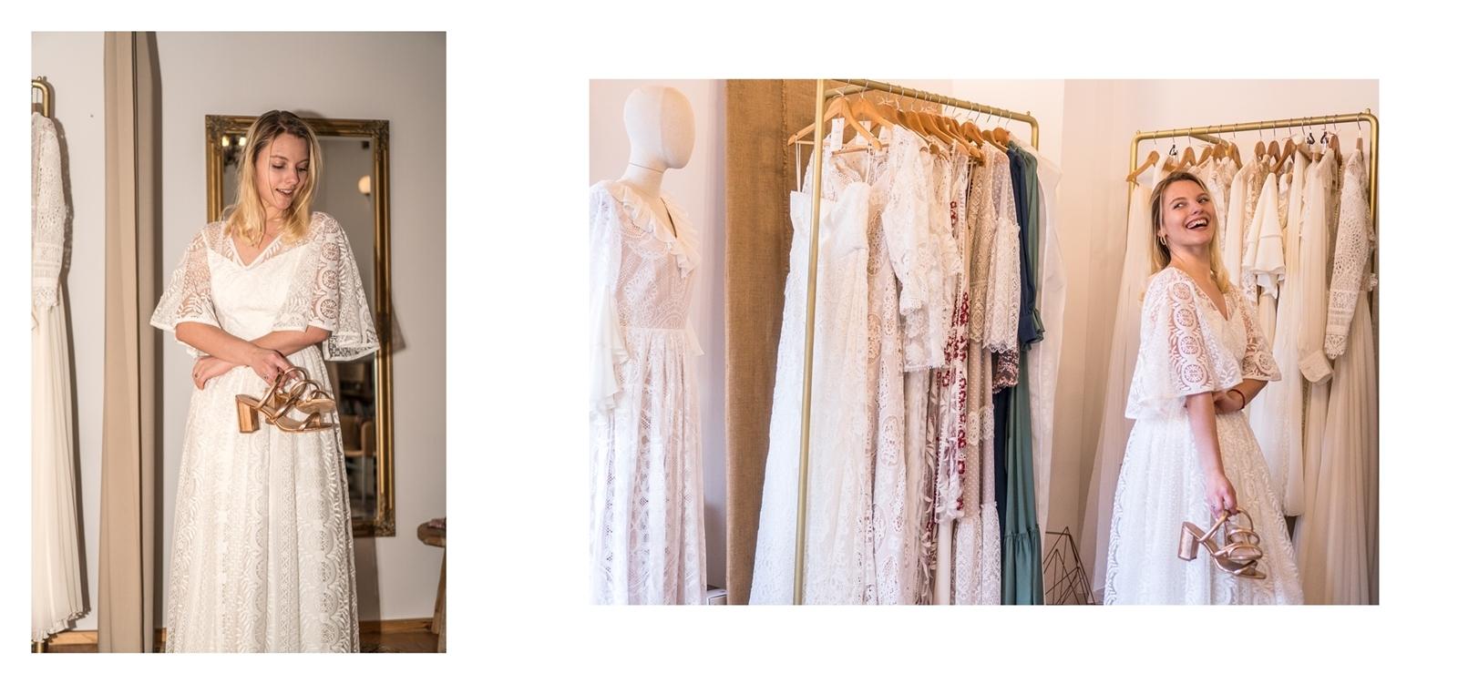 25 suknie ślubne od polskich projektantów gdzie kupić niebanalną suknię ślubną rustykalną boho w stylu koronkowym falbany tiul sukienka ślubna rockowa