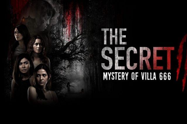 FILM - The Secret 2 : Mystery of Villa (2021)
