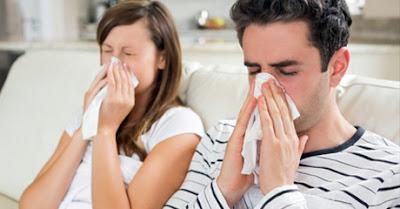 Mengobati Flu Pilek alami