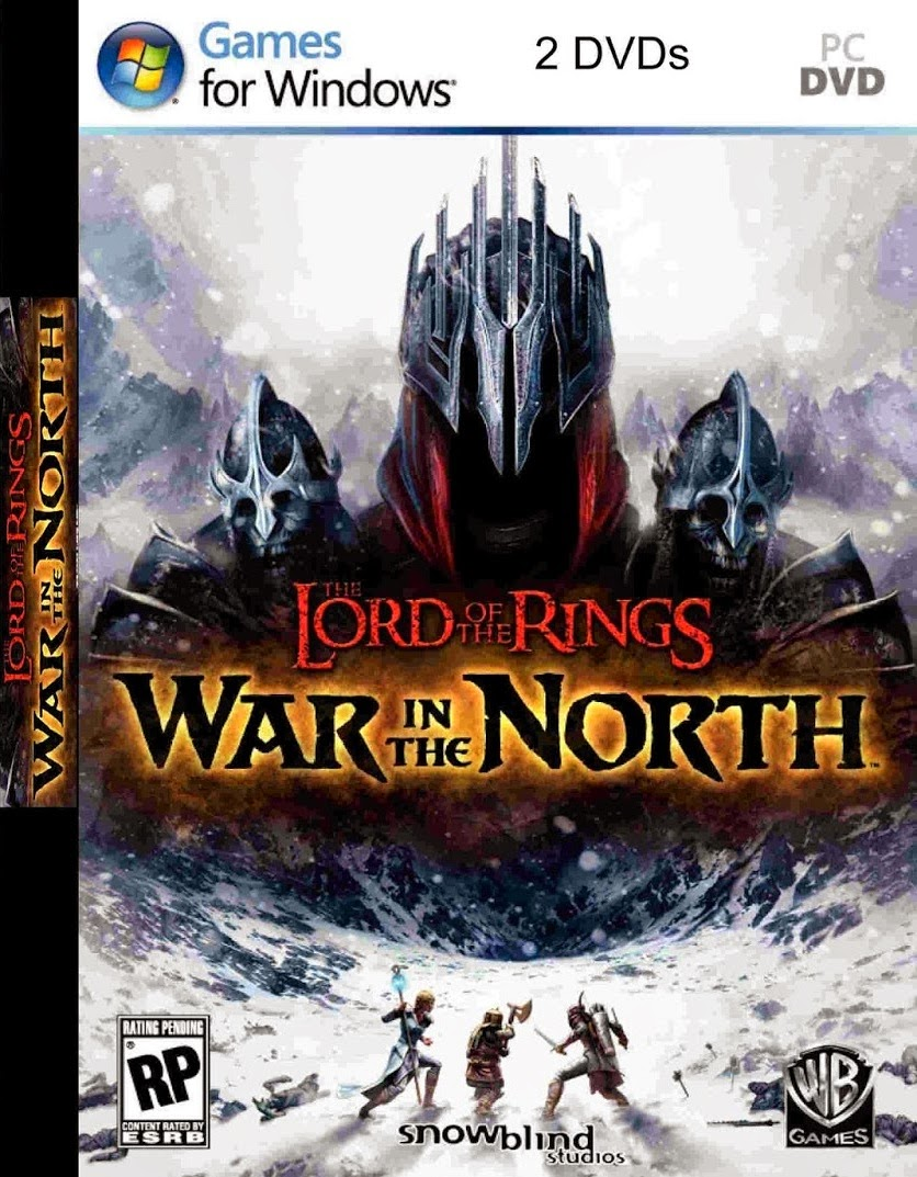 Lord-Of-The-Ring -War-In-The-North-Cover