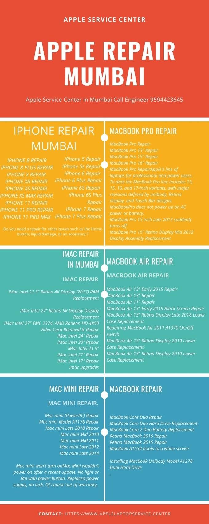 Find Best Apple Repair Center in Mumbai