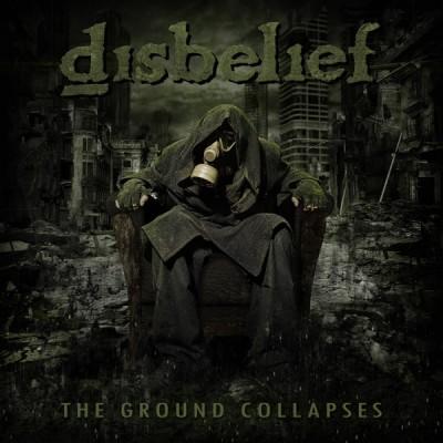 Disbelief - The Ground Collapses (2020) - Album Download, Itunes Cover, Official Cover, Album CD Cover Art, Tracklist, 320KBPS, Zip album