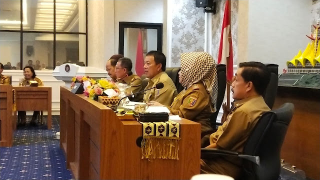 Antisipasi Dilakukan Maksimal, Gubernur Arinal Imbau Masyarakat Tidak Khawatir dan Panik terhadap Virus Corona