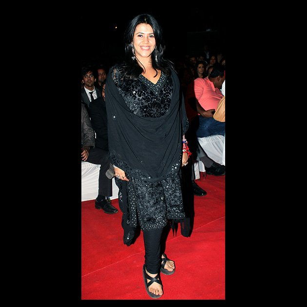 Ekta Kapoor in different avatar