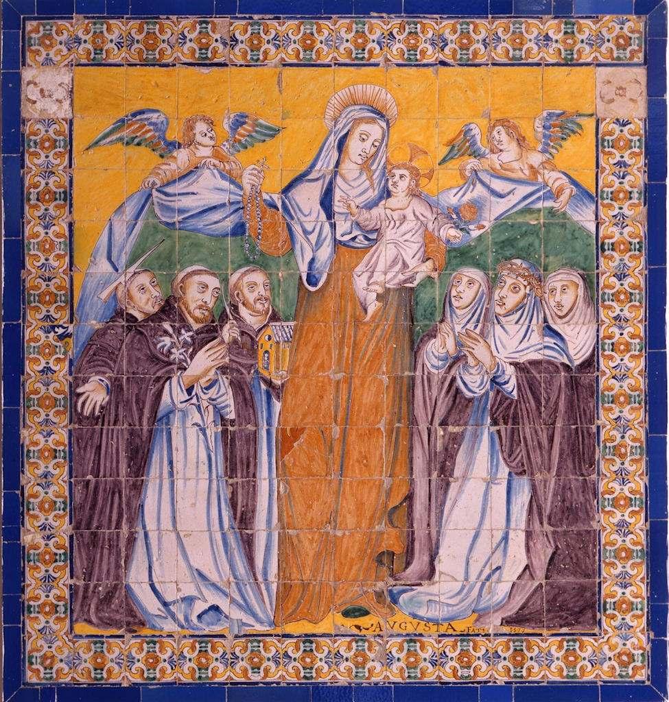 Nossa Senhora do Rosário, Andaluzia, Espanha