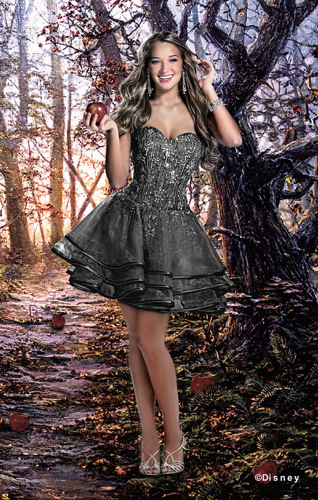 """3bf3a6c9dc79 Ashdon Inc. — maker of gowns that have shown up on the Teen Choice Awards  and """"The Vampire Diaries"""" — has teamed up with Disney to produce a line of  prom ..."""