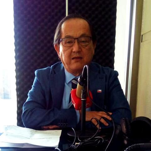 Gobernador de Osorno Daniel Lilayú