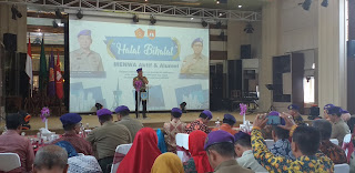 Walikota Jambi Bersama IARMI Gelar Halal Bihalal