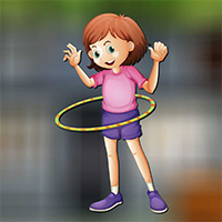Play AvmGames Playing Girl Escape