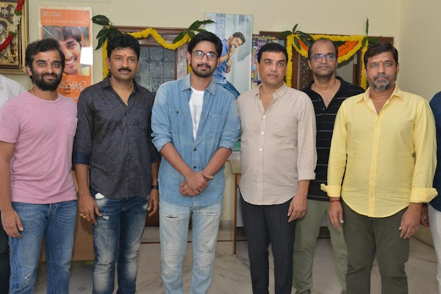 Iddari Lokam Okate Movie Launch Photos