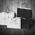 In túi giấy cho shop thời trang giá rẻ, giao hàng miễn phí