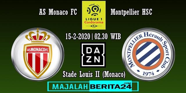 Prediksi AS Monaco vs Montpellier