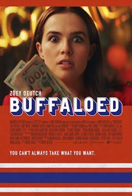 Crítica - Buffaloed (2020)