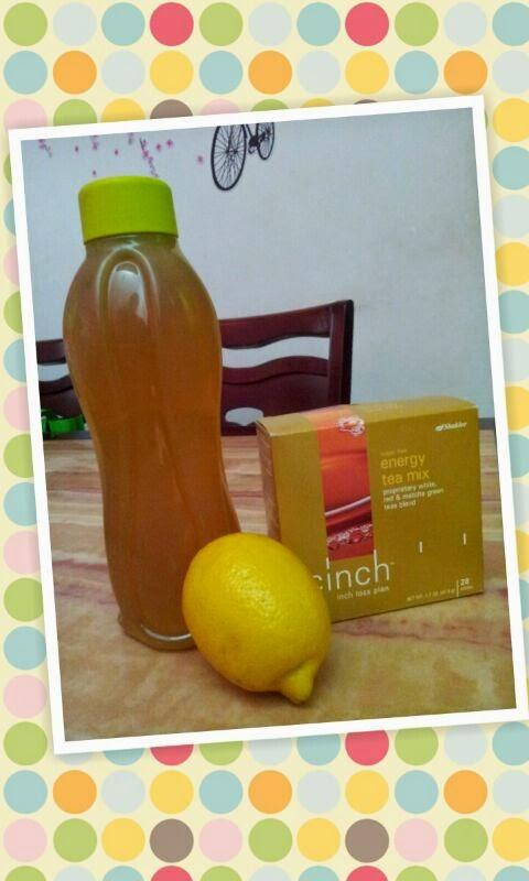 Pengedar Shaklee Rawang, metabolisme, cinch tea