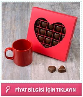 kahve dünyasından aşk çikolatası