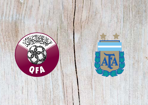 Qatar vs Argentina -Highlights 23 June 2019