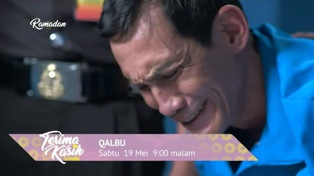Telemovie QALBU Lakonan Faizal Hussein Dan Fasha Sandha Memberi Banyak Pengajaran
