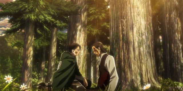 Attack On Titan Season 3 Episode 11: Bystander
